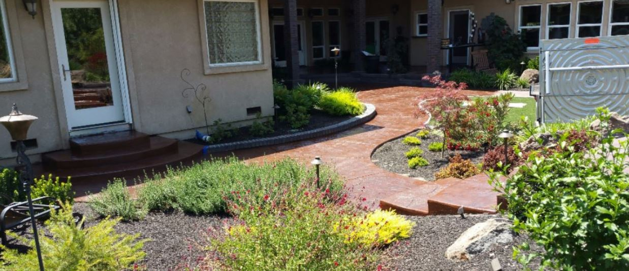 an image of a masonry patio in west sacramento, ca