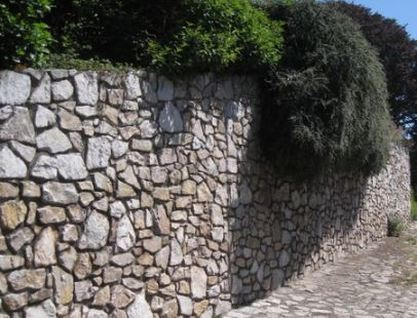 paved stone retaining wall roseville ca