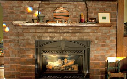 brick fireplace contractor roseville california